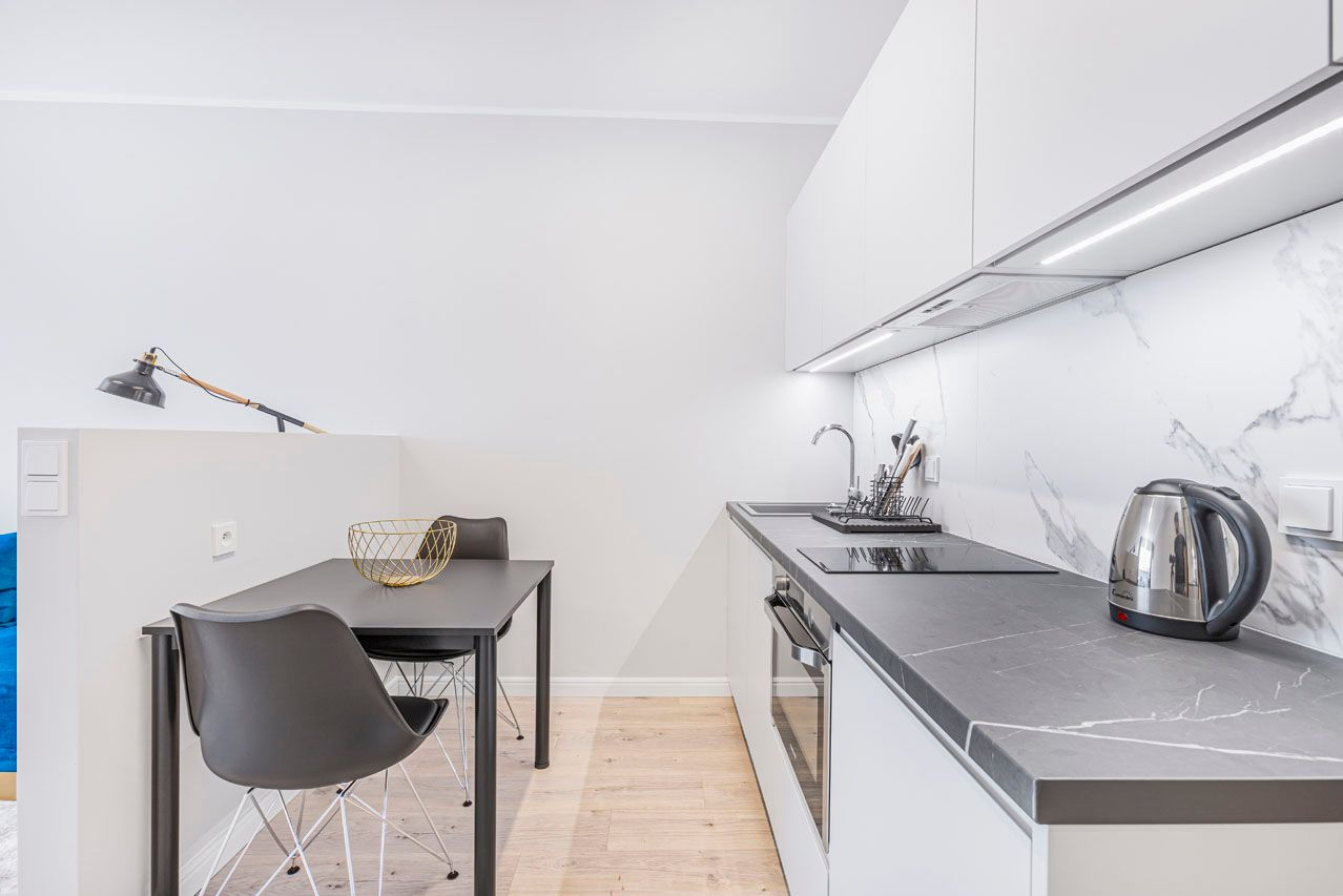 Studio - Medium apartment to rent in Warsaw UPR-A-089-2
