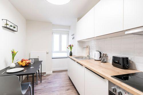 Private Room - Medium apartment to rent in Berlin KURF-KURF-2221-2