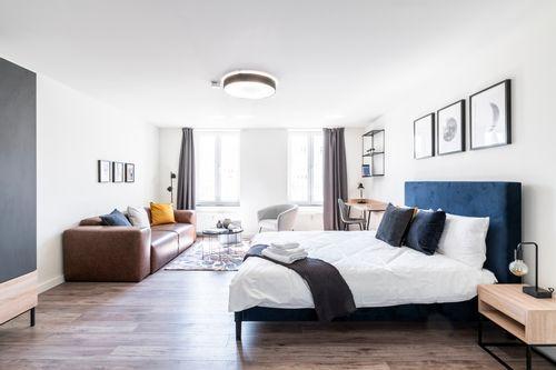 Private Room - Medium apartment to rent in Berlin KURF-KURF-3331-3