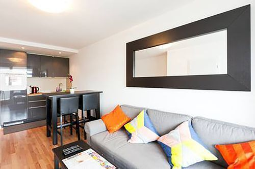 1 Bedroom - Small apartment to rent in Berlin BILE-B104-2037-0