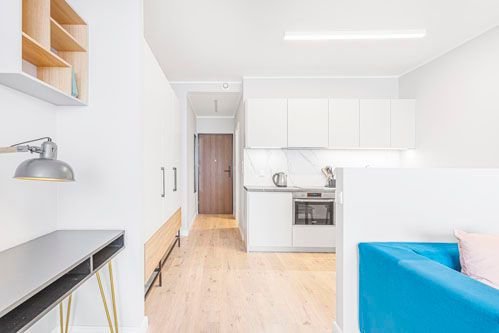 Studio - Large apartment to rent in Warsaw UPR-A-084-1