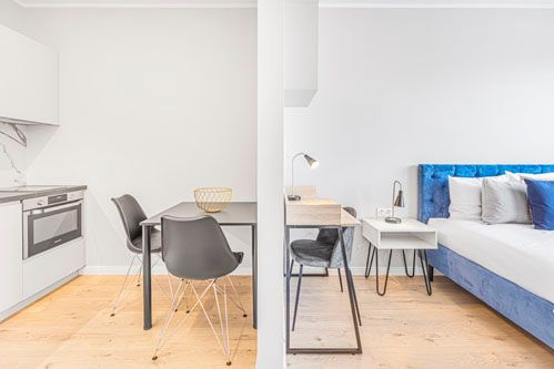 Studio - Medium apartment to rent in Warsaw UPR-A-024-1