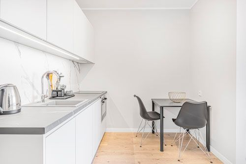 Studio - Medium apartment to rent in Warsaw UPR-A-036-2