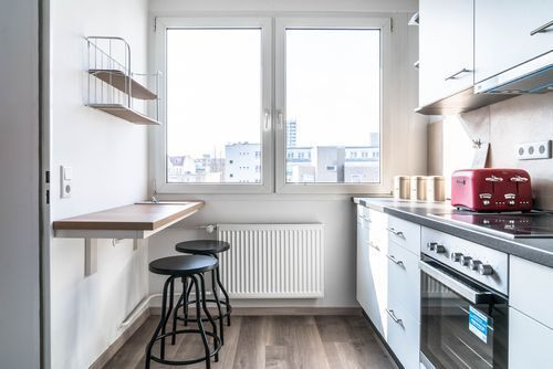 Private Room - Large apartment to rent in Berlin BILE-LE95-2092-2