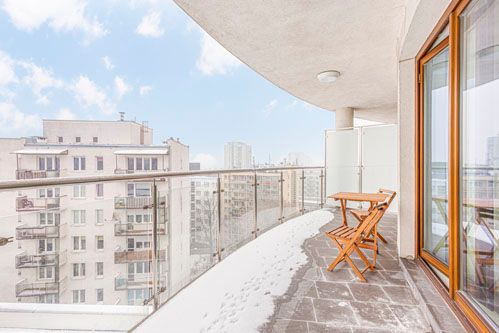Studio - Medium apartment to rent in Warsaw UPR-A-081-1