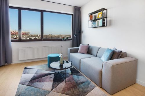 Studio - Large apartment to rent in Warsaw UPR-A-034-3