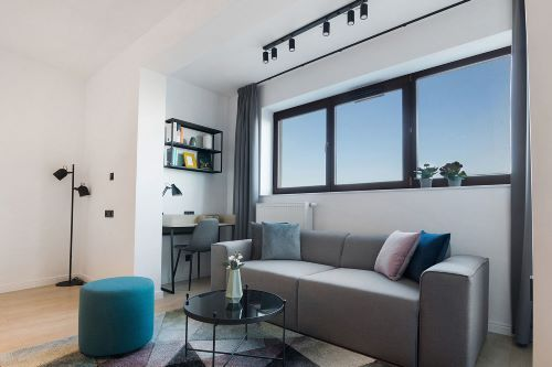 Studio - Large apartment to rent in Warsaw UPR-A-087-2