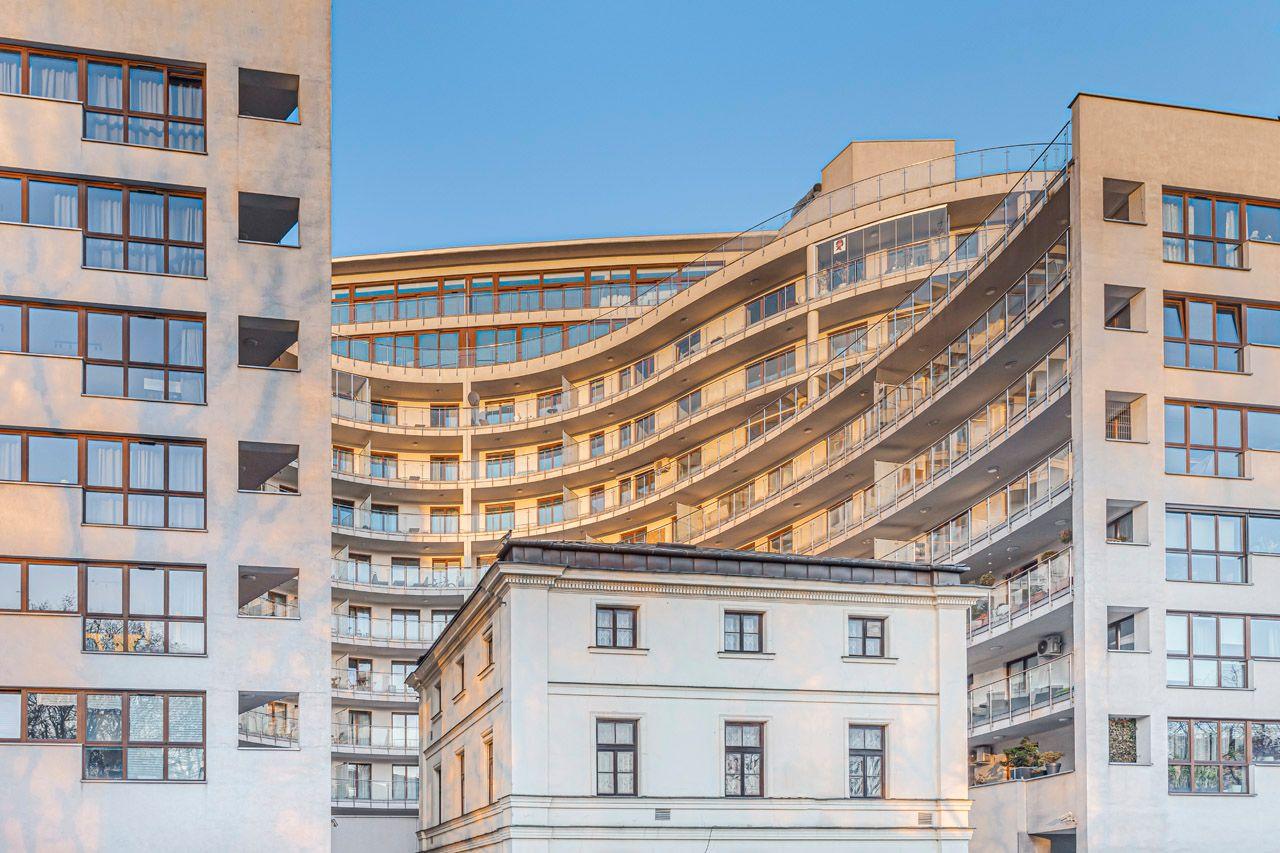 Warsaw flats to rent Vonder UpRiver 2