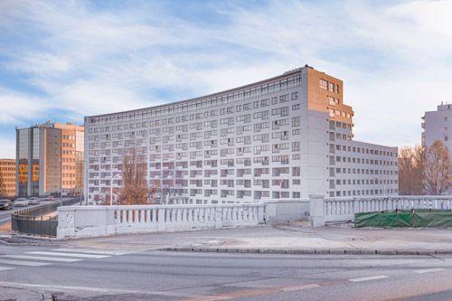 Warsaw flats to rent Vonder UpRiver 10