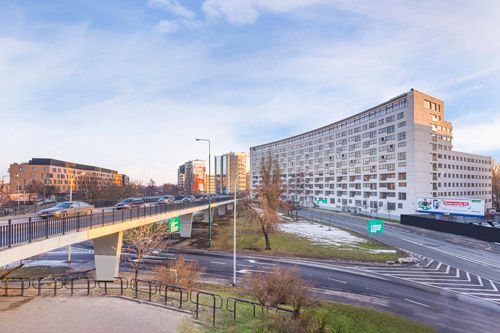 Warsaw flats to rent Vonder UpRiver 11