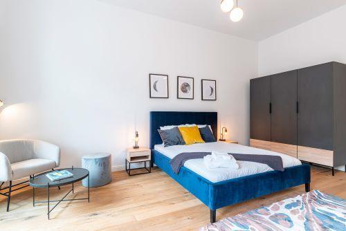 Studio apartment to rent in Berlin STRA-MARK-3332-0