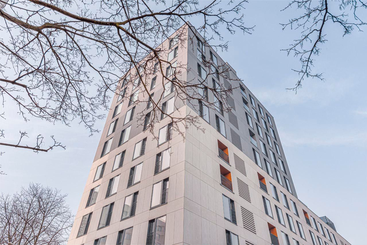 Warsaw flats to rent Vonder UpTown 2
