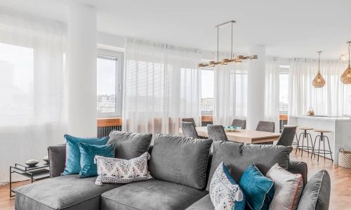 2 Bedroom - Large apartment to rent in Berlin STRE-ST99-0007-0
