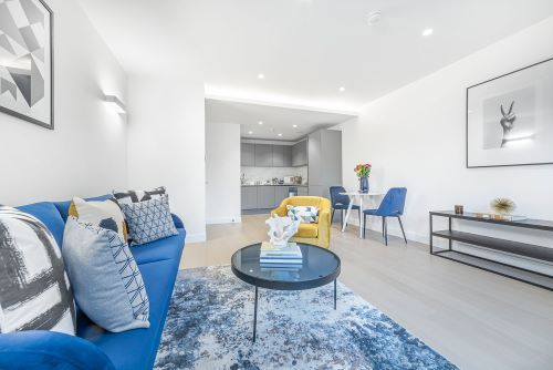 1 Bedroom apartment to rent in London SKI-FH-0037