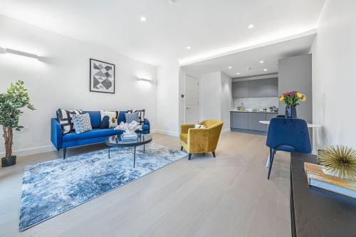 2 Bedroom apartment to rent in London SKI-FH-0006