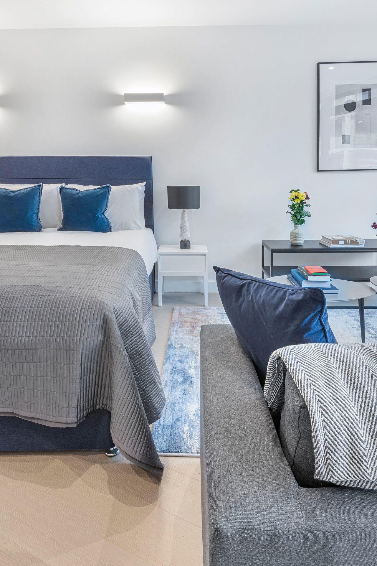 Studio apartment to rent in London SKI-VH-0011