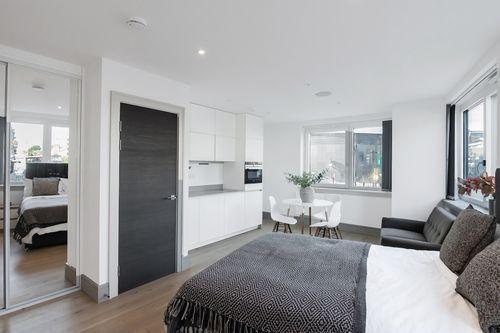 Studio apartment to rent in London FIN-FL-0001