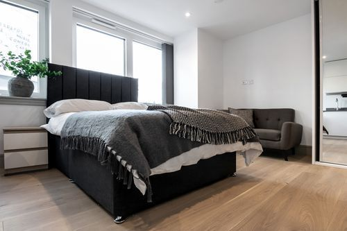 Studio apartment to rent in London FIN-KI-0020