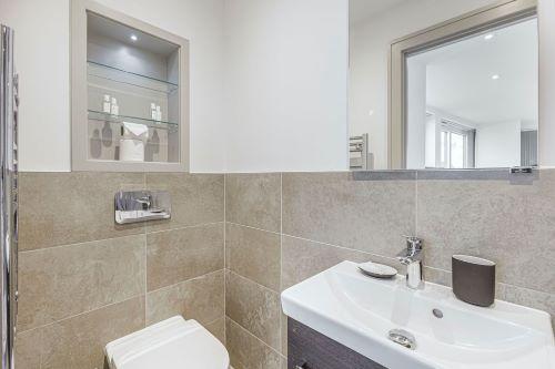 Studio apartment to rent in London FIN-KI-0003