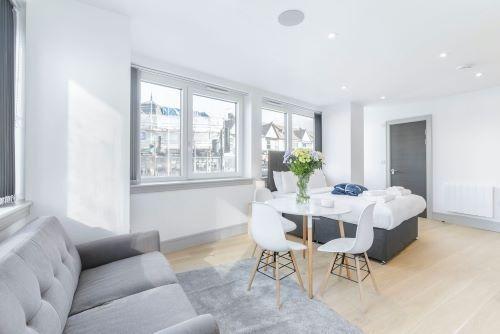 Studio apartment to rent in London FIN-FL-0049