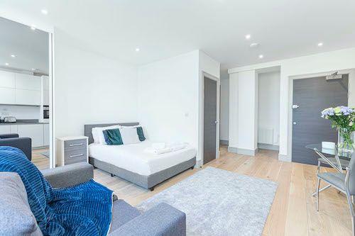 Studio apartment to rent in London ZEN-ZH-0054
