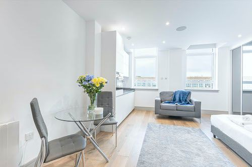 Studio apartment to rent in London ZEN-ZH-0064