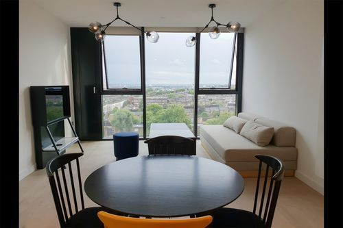 1 Bedroom apartment to rent in London HIL-HH-1202