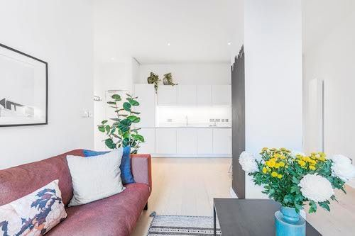 1 Bedroom apartment to rent in London HIL-HH-1004