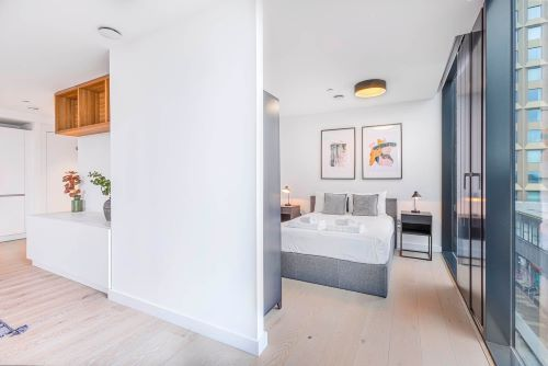 1 Bedroom apartment to rent in London HIL-HH-0324