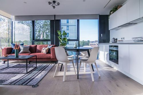 1 Bedroom apartment to rent in London HIL-HH-0408