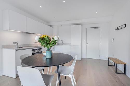 Studio apartment to rent in London HIL-HH-0905