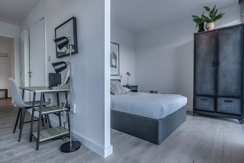 Studio apartment to rent in London HIL-HH-0200
