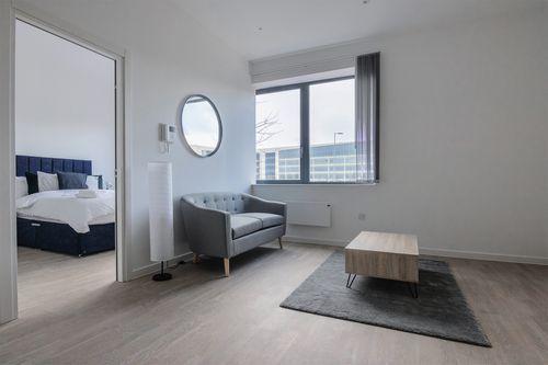 Studio apartment to rent in London VIL-PI-0015