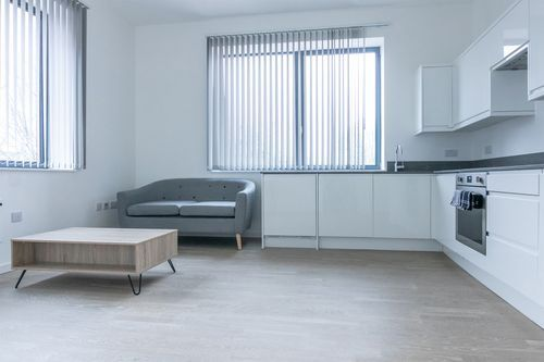 Studio apartment to rent in London VIL-TU-0036