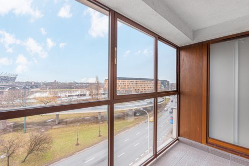 Studio - Small apartment to rent in Warsaw UPR-B-106-2