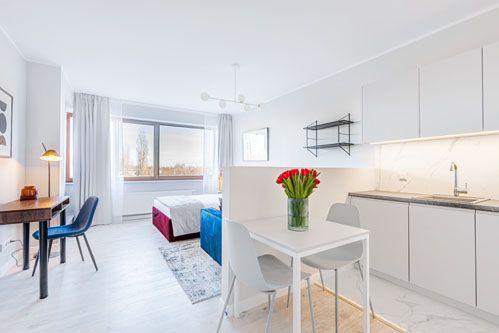 Studio - Medium apartment to rent in Warsaw UPR-B-119-2
