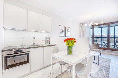 Studio - Medium apartment to rent in Warsaw UPR-B-116-3