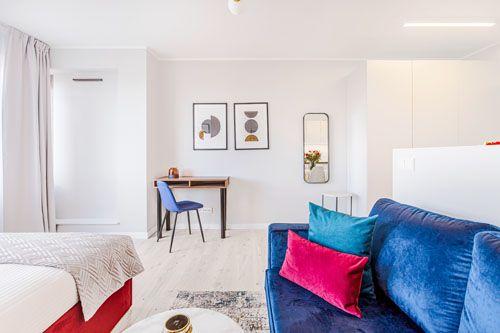 Studio - Medium apartment to rent in Warsaw UPR-B-106-1