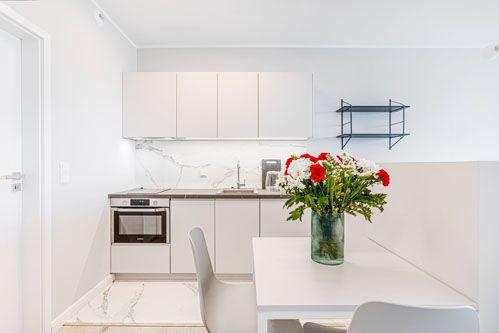 Studio - Medium apartment to rent in Warsaw UPR-B-151-1