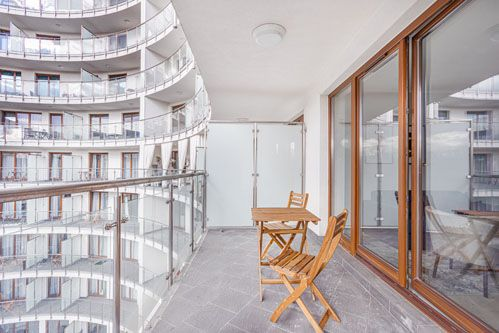 Studio - Small apartment to rent in Warsaw UPR-B-103-3