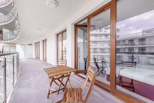 Studio - Small apartment to rent in Warsaw UPR-B-136-1