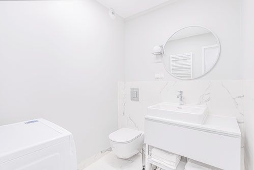 Studio - Small apartment to rent in Warsaw UPR-B-127-3