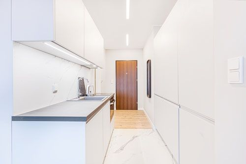 Studio - Small apartment to rent in Warsaw UPR-B-149-3
