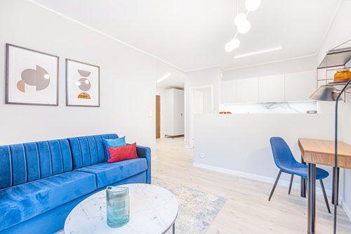 Studio - Medium apartment to rent in Warsaw UPR-B-115-1
