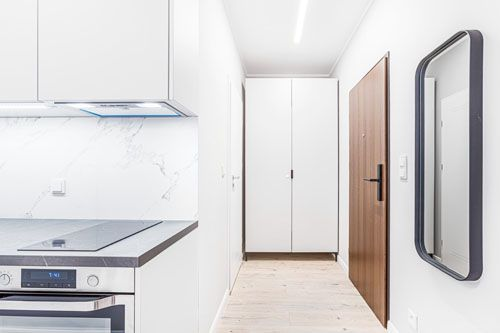 Studio - Small apartment to rent in Warsaw UPR-B-104-2