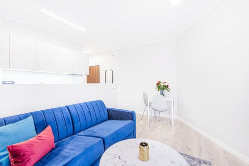 Studio - Small apartment to rent in Warsaw UPR-B-115-2