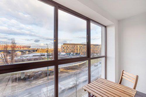 Studio - Medium apartment to rent in Warsaw UPR-B-153-2