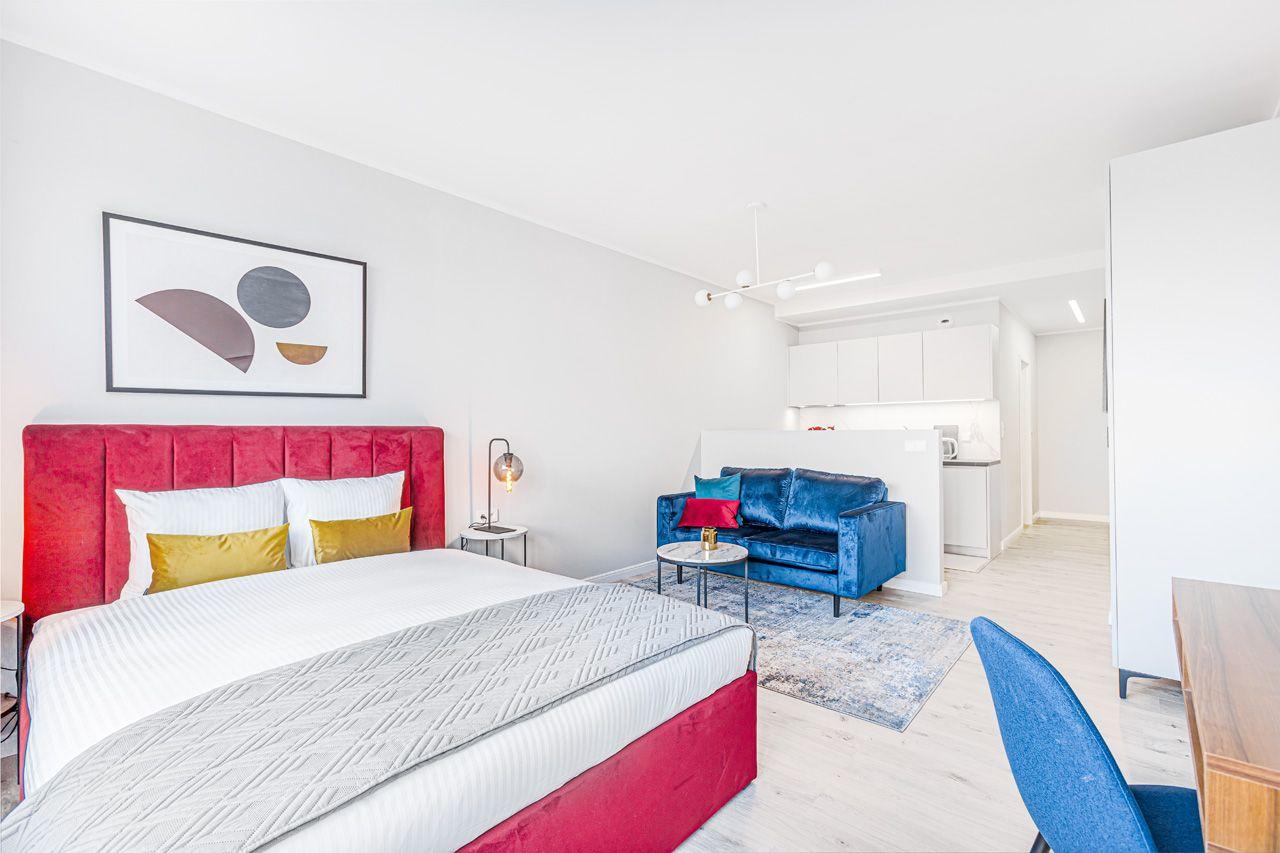 Studio - Medium apartment to rent in Warsaw UPR-B-160-2