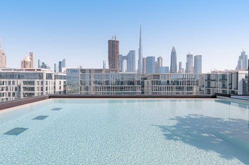 Dubai flats to rent Vonder City Walk 4