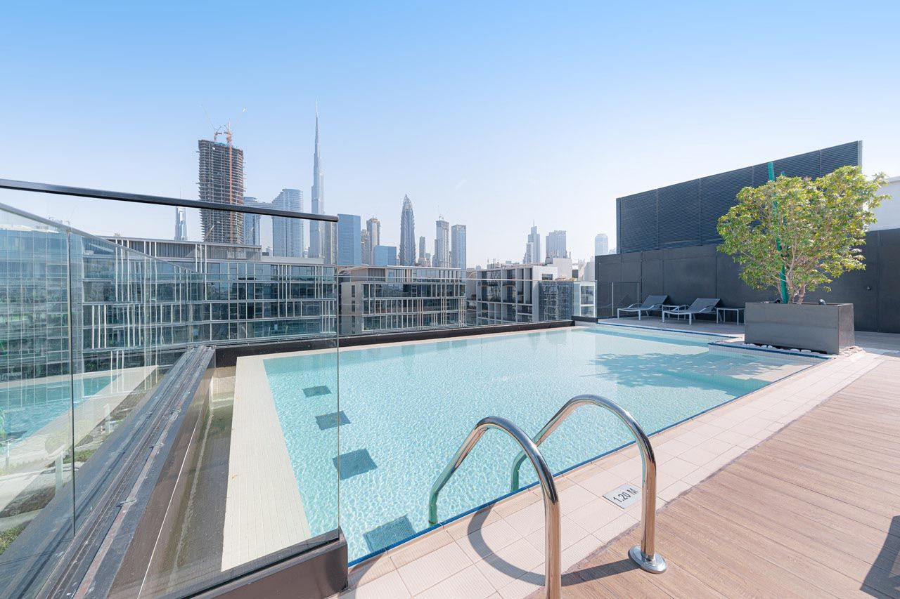 Dubai flats to rent Vonder City Walk 3